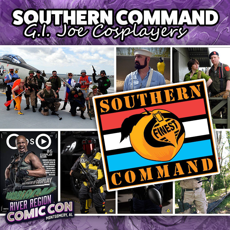 Southern Command Guest Slate