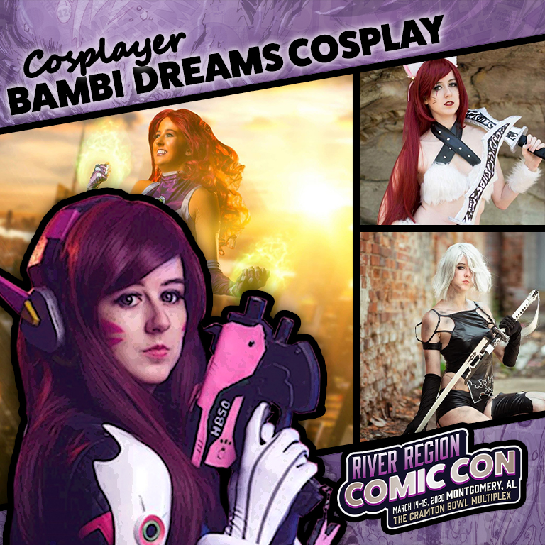 RRCC2020 Bambi Dreams Cosplay Guest Slate D2
